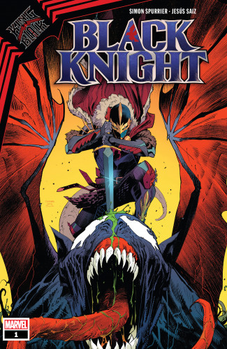 King In Black - Black Knight #1