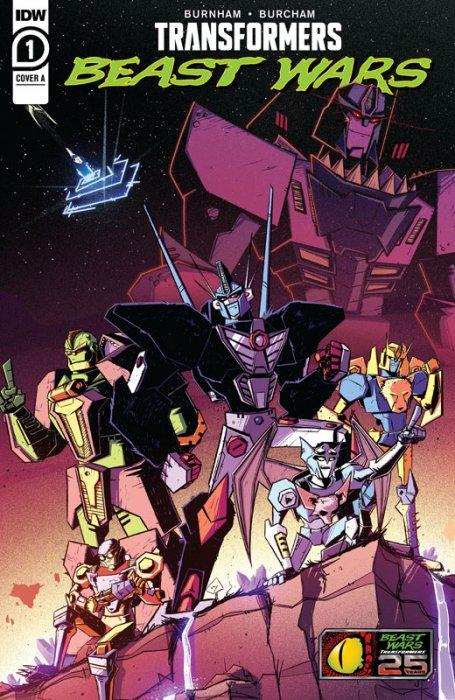 Transformers - Beast Wars #1
