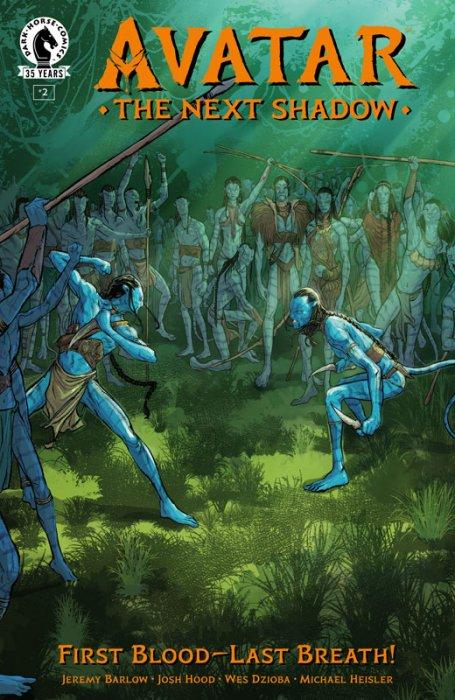 Avatar - The Next Shadow #2