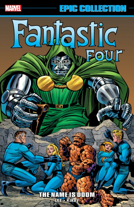 Fantastic Four Epic Collection Vol.5 - The Name is Doom