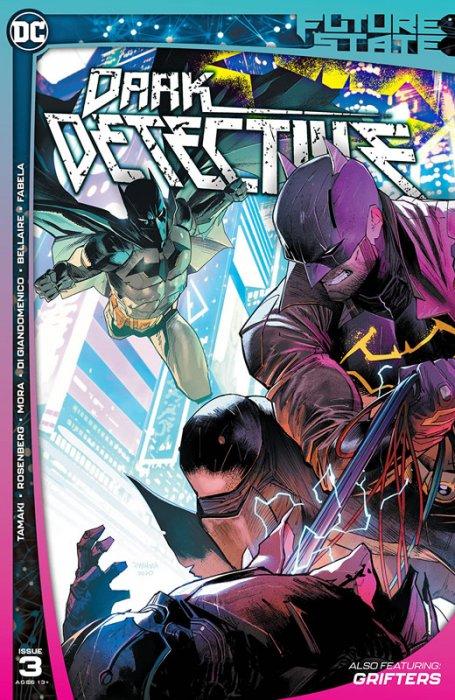 Future State - Dark Detective #3