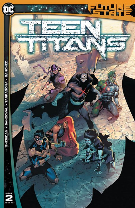 Future State - Teen Titans #2