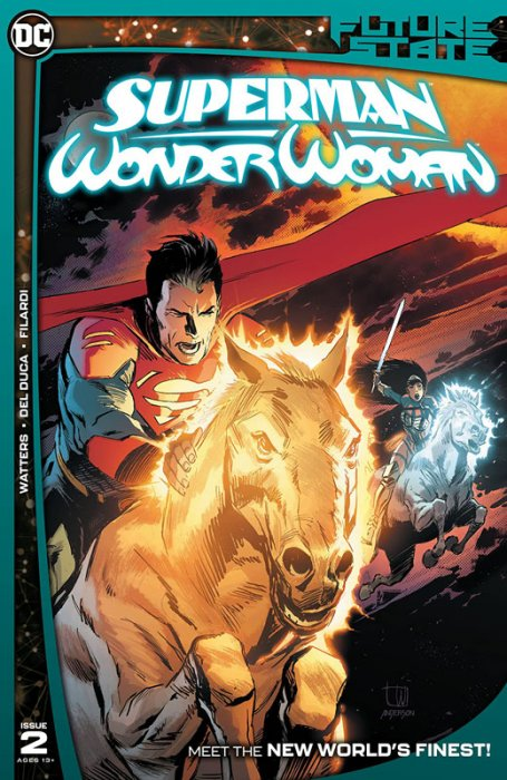 Future State - Superman - Wonder Woman #2