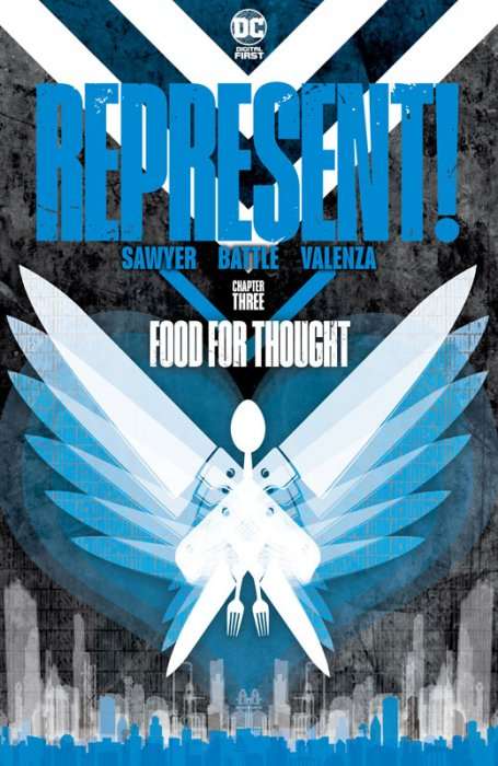Represent! #3 - Food For Thought