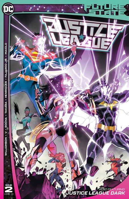 Future State - Justice League #2