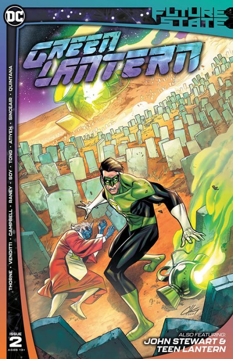 Future State - Green Lantern #2