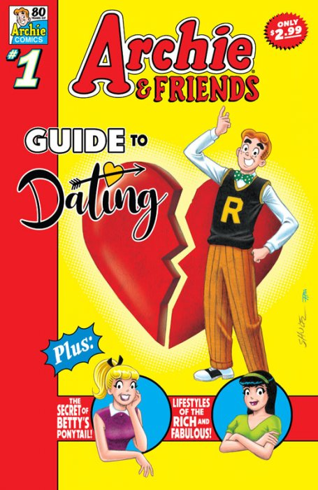 Archie & Friends #9 - Guide to Dating