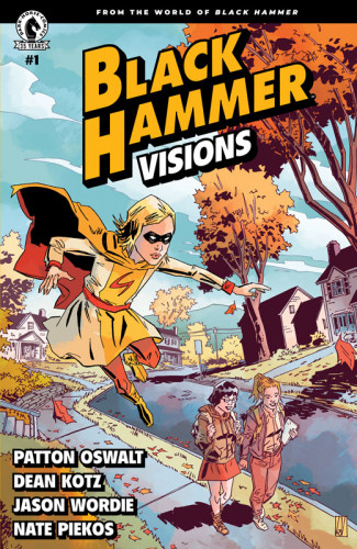Black Hammer - Visions #1