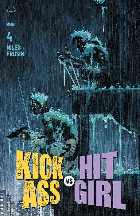Kick-Ass vs Hit-Girl #4