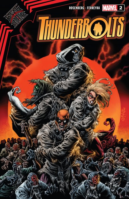 King in Black - Thunderbolts #2