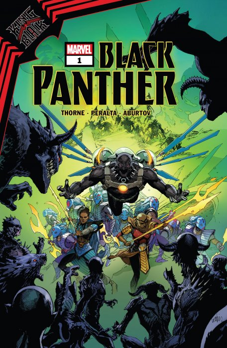 King in Black - Black Panther #1