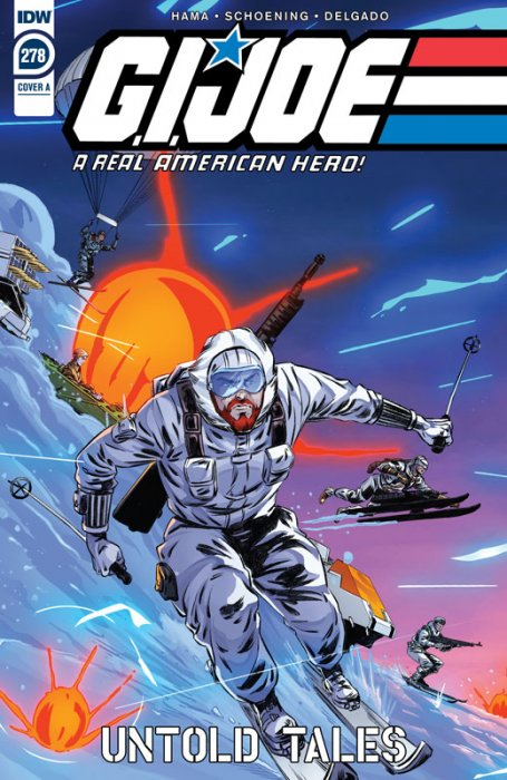 G.I. Joe - A Real American Hero #278