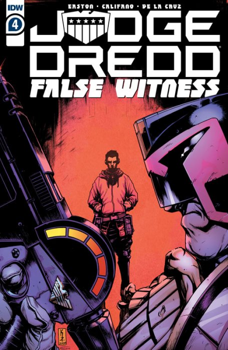 Judge Dredd - False Witness #4