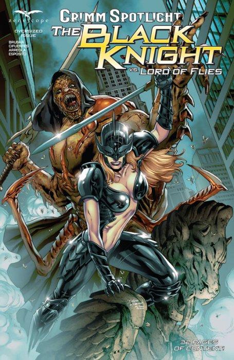 Grimm Spotlight - The Black Knight vs. Lord of Flies #1