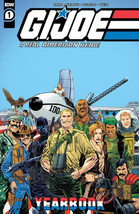 G.I. Joe - A Real American Hero Yearbook #1