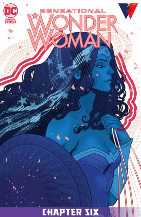Sensational Wonder Woman #6
