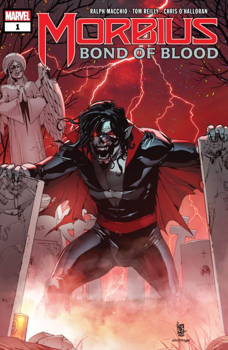 Morbius - Bond of Blood #1