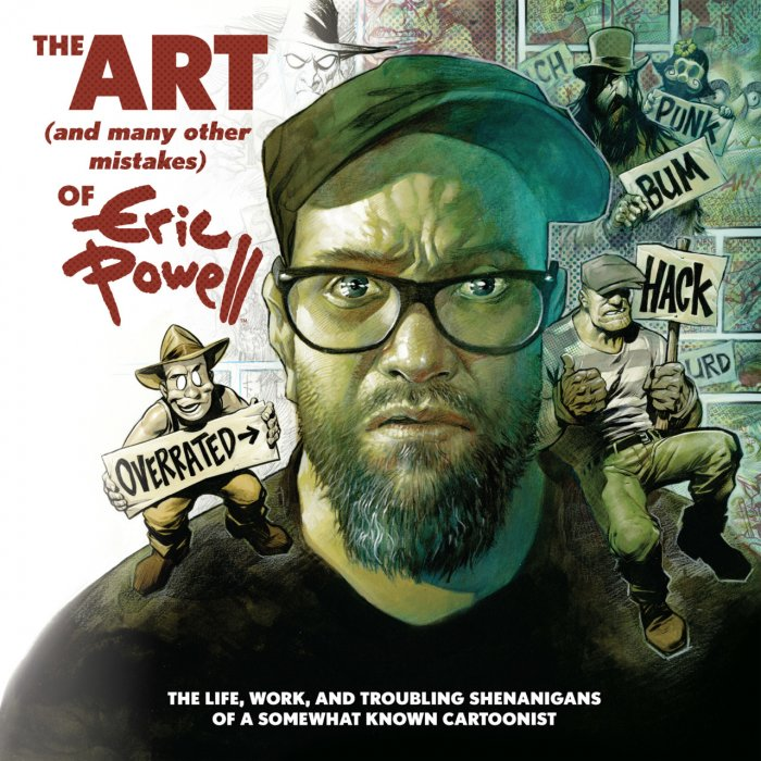 The Art (and Many Other Mistakes) of Eric Powell #1 - HC