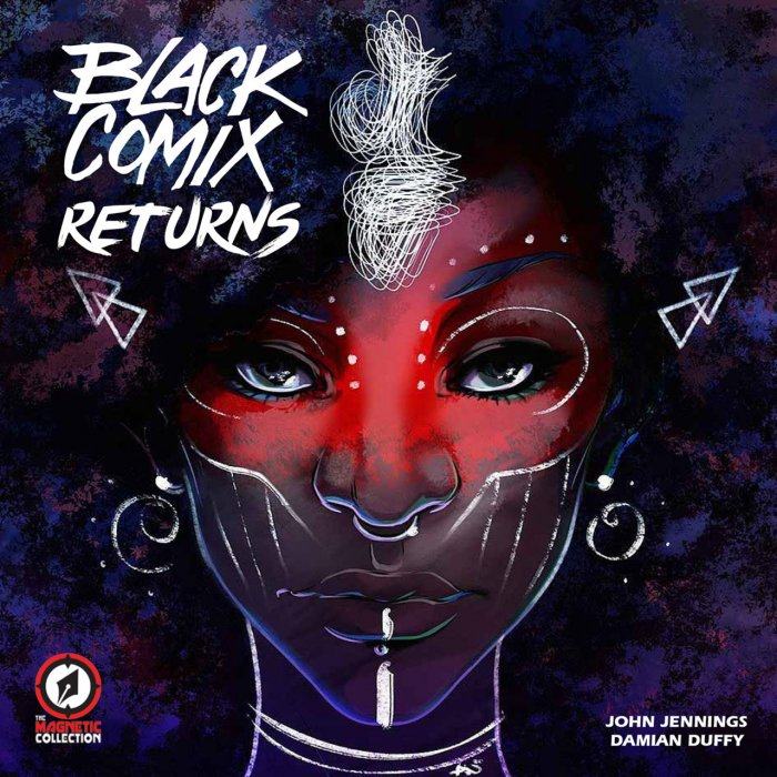 Black Comix Returns #1 - HC