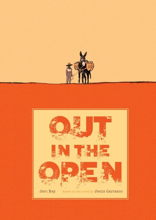 Out in the Open #1 - HC