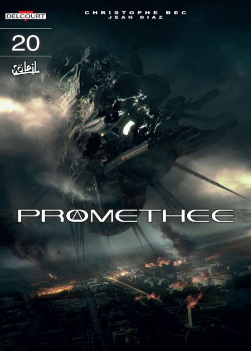 Promethee #20 - The Citadel