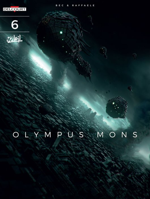 Olympus Mons #6 - Einstein