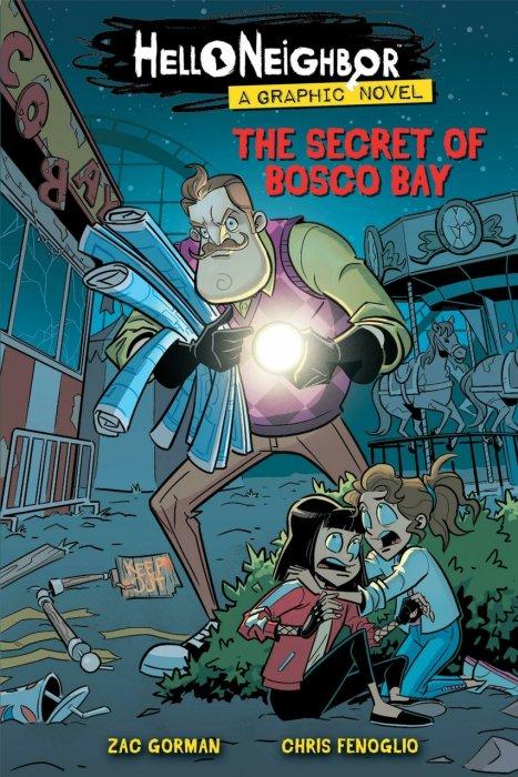 Hello Neighbor #1 - The Secret of Bosco Bay