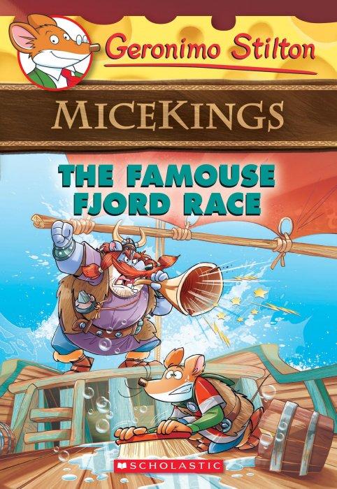 Geronimo Stilton Micekings #2 - The Famouse Fjord Race