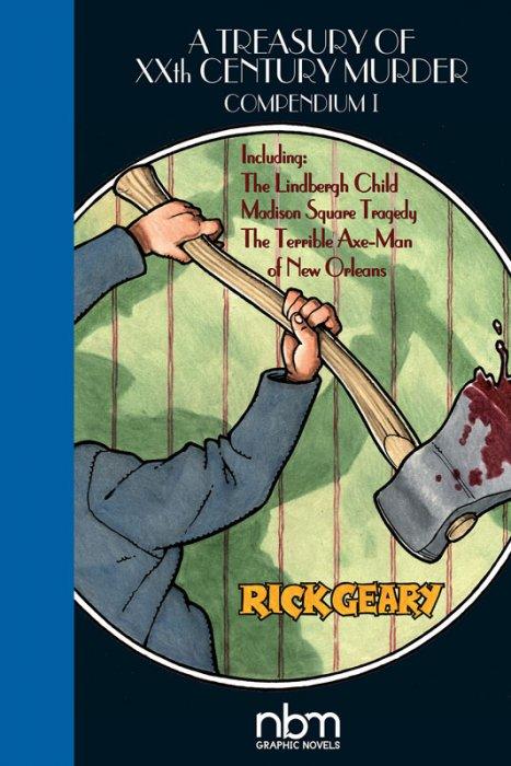 A Treasury of XX Century Murder Compendium I #1 - HC