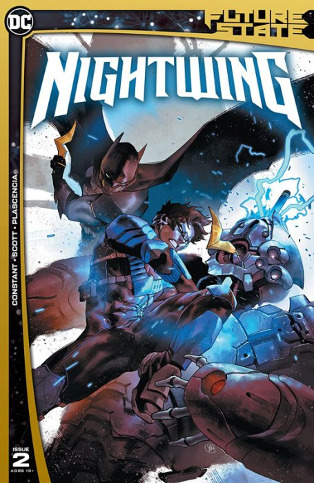 Future State - Nightwing #2
