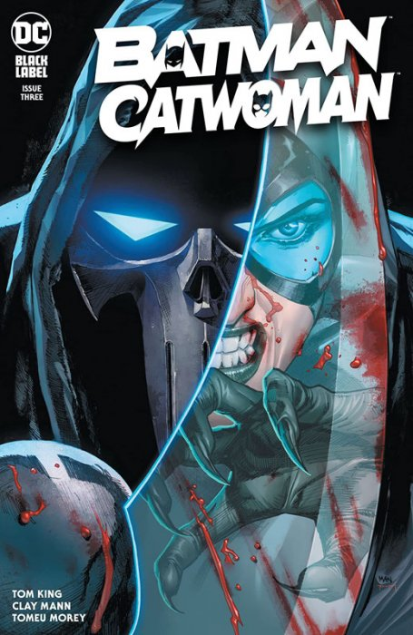 Batman - Catwoman #3