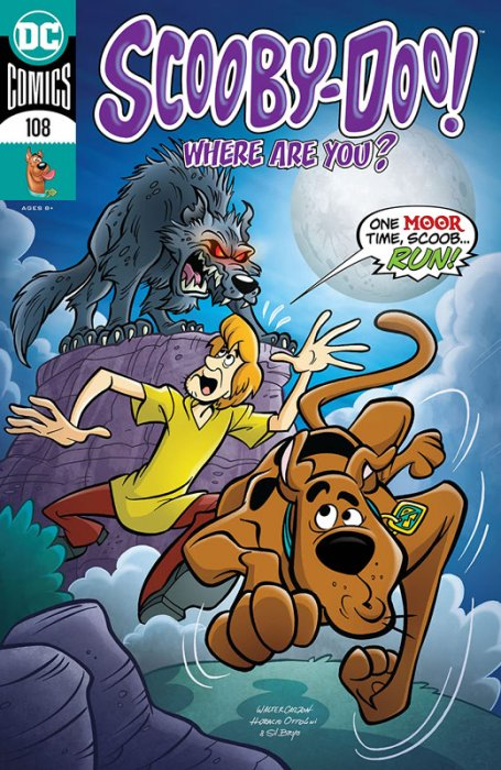 Scooby-Doo - Where Are You #108