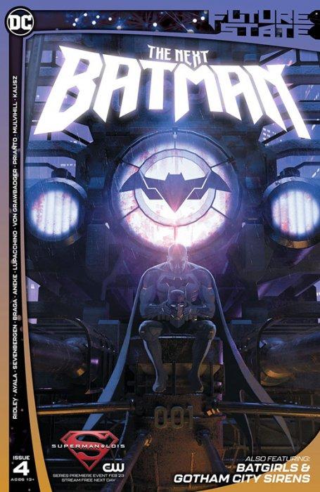 Future State - The Next Batman #4