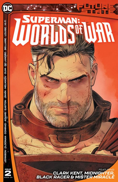 Future State - Superman - Worlds of War #2