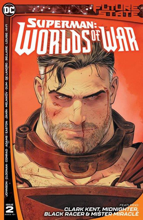 Future State - Superman - Worlds of War #2