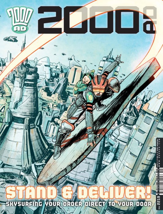 2000AD #2219