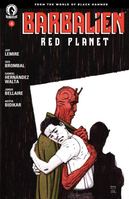Barbalien - Red Planet #4