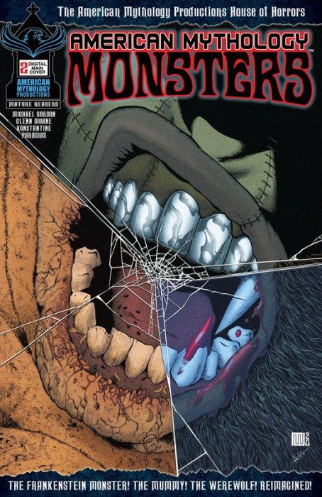 American Mythology Monsters #2