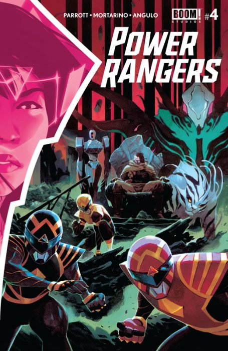 Power Rangers #4