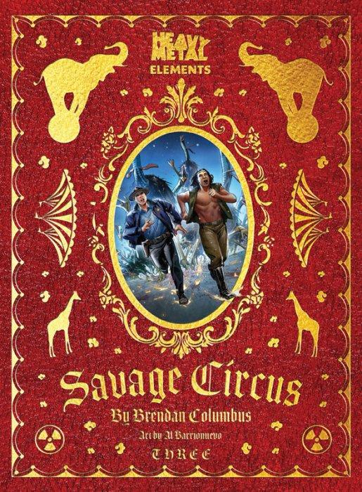 Savage Circus #3