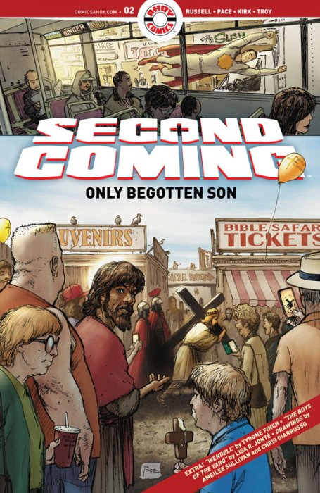 Second Coming - Only Begotten Sonn #2