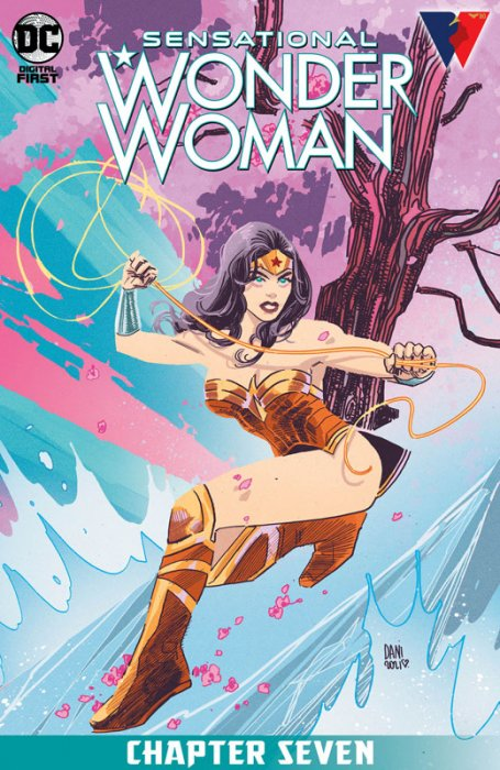 Sensational Wonder Woman #7