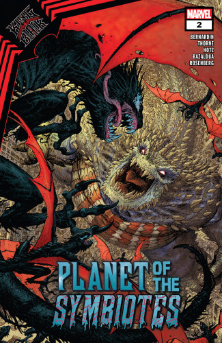 King in Black - Planet of the Symbiotes #2
