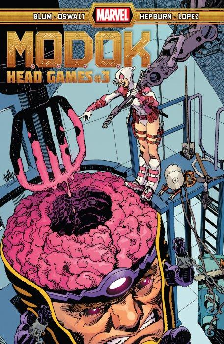 M.O.D.O.K. - Head Games #3