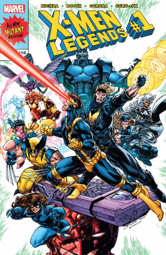 X-Men Legends #1