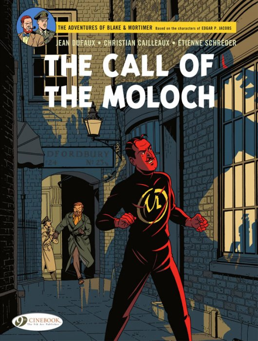 Blake & Mortimer #27 - The Call of the Moloch