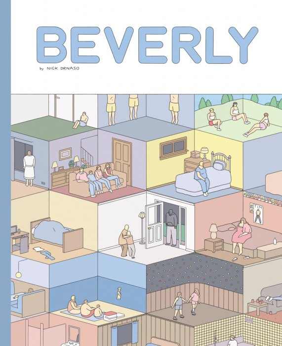 Beverly #1 - GN
