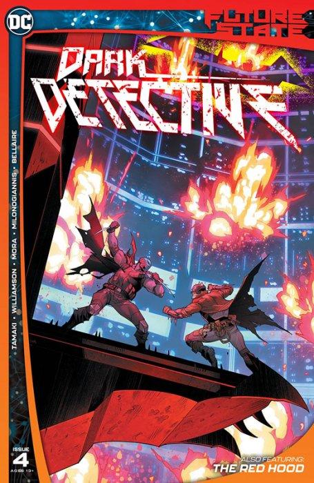 Future State - Dark Detective #4