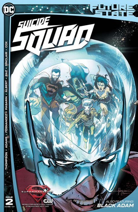 Future State - Suicide Squad #2