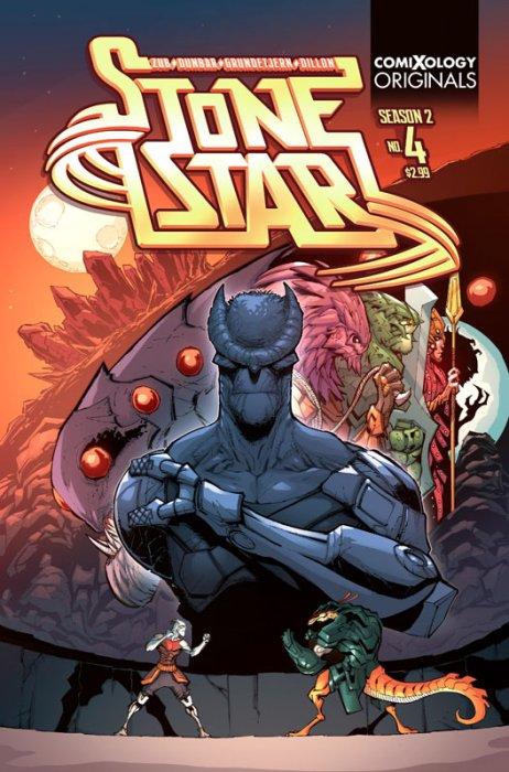 Stone Star Vol.2 #4